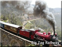 The Zig Zag Railway